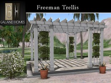 Freeman Trellis by Galland Homes
