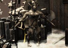 R.O.T. fallen devil gold ::