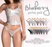 Blueberry - Rie - Wet Panties - Baby Pack 1