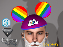 boyberry Pride Ears