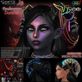 Sinful Needs - Pandemonium Darkfell Horns