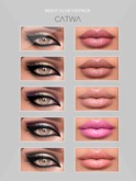 S.E NIGHTCLUB LIPGLOSSY FATPACK MAKEUP
