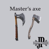 Master's axe [G&S]