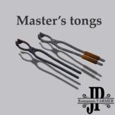 Master's tongs [G&S]
