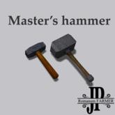Master's hammer [G&S]