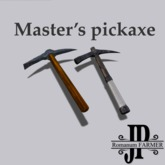 Master's pickaxe [G&S]