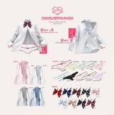 CHU-ING. please senpai. ribbon 8