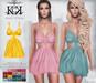 :::KC::: Randy V2 Dress