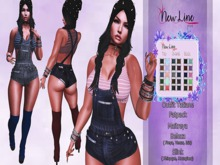 .:: New Line Store::Tatiane Outfit - Fatpack
