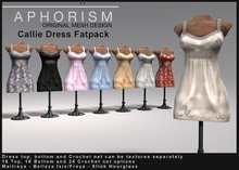 !APHORISM! Callie Dress - Fatpack
