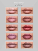 S.E TOUCH CREAMLIPS FATPACK