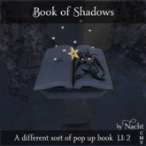 *~ by Nacht ~ Book of Shadows