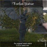 *~ by Nacht ~ Forfax Statue