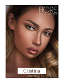 WEAR ~ The Face ~ Catwa - Cristina ~ SPF35 (Fiore Tone)