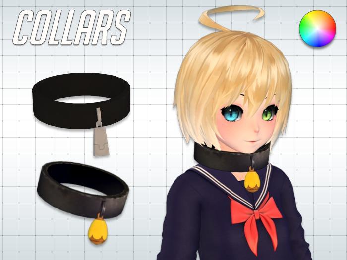 [Project Mesh] Collars