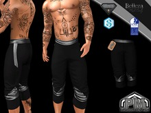 [PM] Shorts Oxy Black