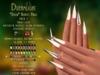 "[Dreamlight] ""Della"" Bento Nails (Pack 1)"