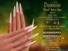 "[Dreamlight] ""Della"" Bento Nails (Pack 2)"