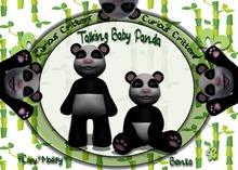 Baby Panda Avatar (Bento)