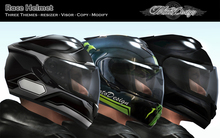 MotoDesign - Race Helmet