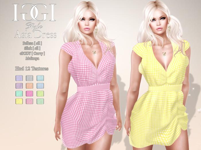 [[IGGI]] - Elisa Dress