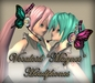 "Vocaloid ""Magnet"" Butterfly Headphones"