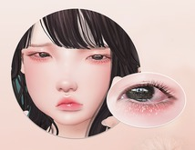 chouette :: crying eyes + eyeshadow applier (catwa)