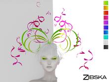 Zibska ~ Accalia color change headpiece and orbit