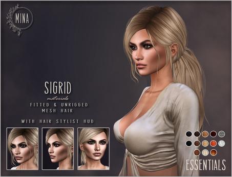 MINA - Sigrid - Essentials