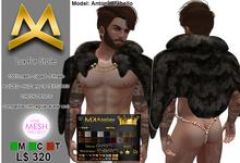 <MK> Lux Fur Stole