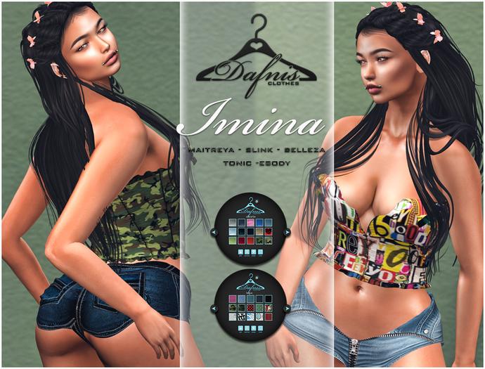 *dafnis  FAT PACK IMINA promo limited