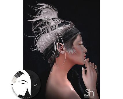 .Shi Hair : Eirene / Unisex . Mono