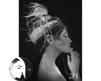 .Shi Hair : Eirene / Unisex DEMO