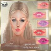 ::FlowerDreams:. Shine Lipstick set