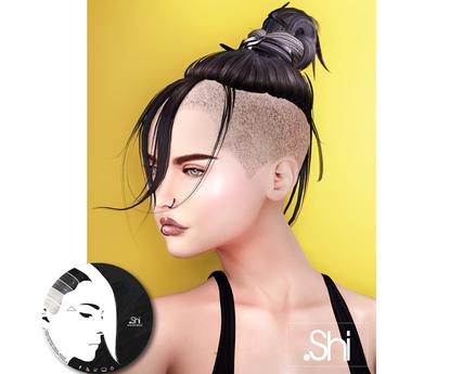 .Shi Hair : Gavri'ela / Unisex . Mono