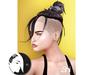 .Shi Hair : Gavri'ela / Unisex . E-Metallic