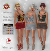 Apple Heart Inc. Demo Finja Outfit with Hud