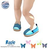 Baby Ghee - Alpargatas Rosie w/hud - B - BAG (add to unpack)