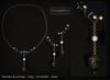 KUNGLERS - Biba necklace - Black