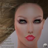 .:FlowerDreams:.Wild Spring Makeup set - red