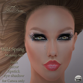 .:FlowerDreams:.Wild Spring Makeup set - blue