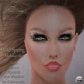 .:FlowerDreams:.Wild Spring Makeup set - yellow