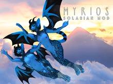 Visual Magick // Myrios - Aqua (Box)