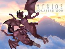 Visual Magick // Myrios - Burnt Umber