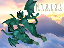Visual Magick // Myrios - Emerald