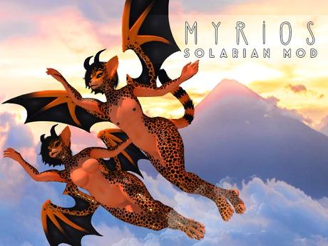 Visual Magick // Myrios - Lava