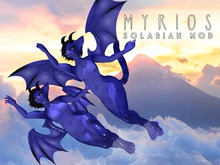 Visual Magick // Myrios - Sapphire