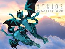 Visual Magick // Myrios - Seafoam