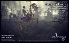 Mr Necturus & Jinx : Skeleton Horse add-on mod for WHRH (WB/QH)