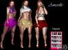 Lotus -Amarilis Skirt-Fatpack